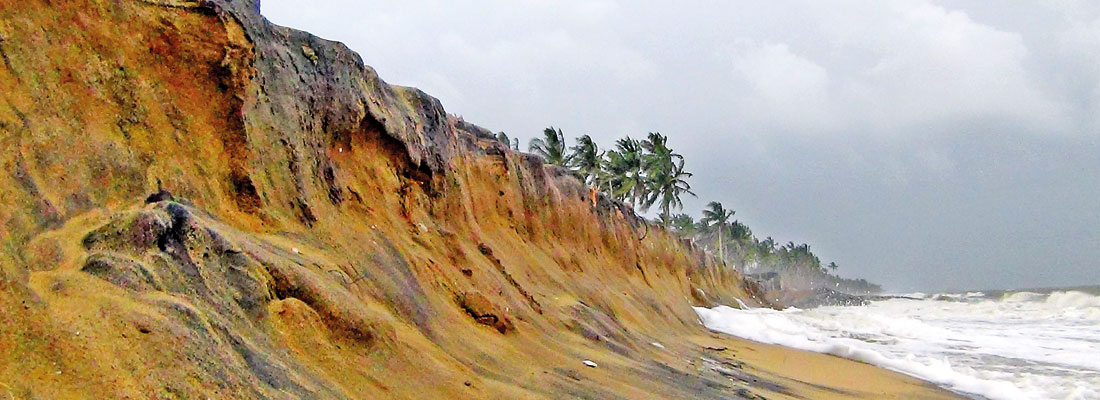 Famed beaches could disappear