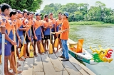 Dragon Boating showcases Lankan resilience amidst terror attacks