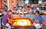 World Champs at Carrom are homeless