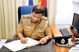New SDIG in charge of Southern and Sabaragamuwa Provinces