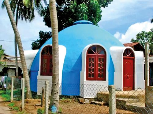 Innovative Dome house builder seeks investor | The Sunday