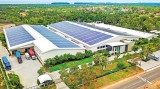 Brandix world's first to achieve Net Zero Carbon Status for a manufacturing facility