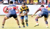 All over bar the shouting? Bradby second leg