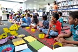 Story time Session held at the British Council
