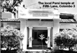 The Parsis of Sri Lanka: A small but vibrant community