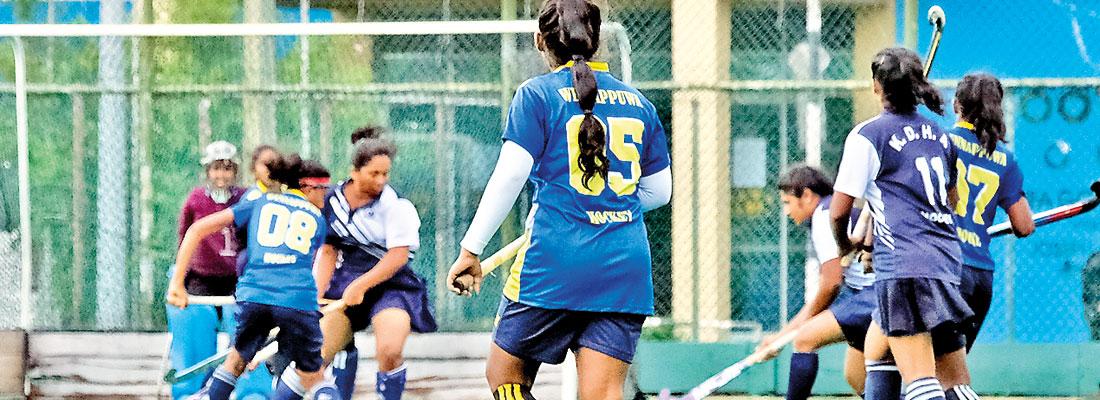 Wennappuwa HA emerge champions