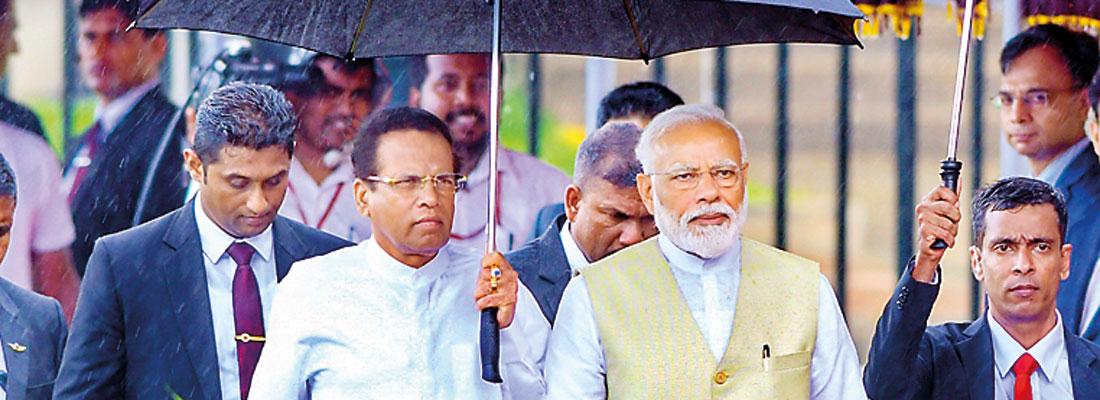 Modi's big power politics, NAM and vision of Lanka