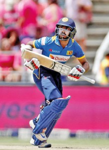 Dickwella blitz helps SL 'A' draw ODI series