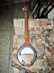Modified 'Banjo Mandaline' by Aelian Thilakeratne