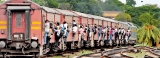 Samaritan driver helps one trainload but thousands left in chaos