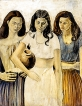 Rarely seen Ivan Peries work on exhibition in Kandy