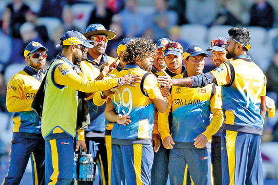 Sri Lanka Upbeat After Famous World Cup Upset On Friday