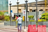 Public banished from parking spaces to protect VIPs