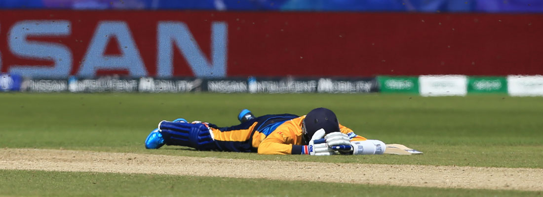 Hard-to-fathom Lankans' perplexing CWC campaign