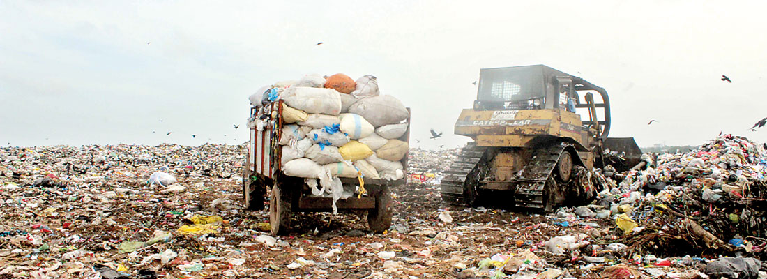 Fifteen families in vicinity of  Karadiana garbage mountain evacuated