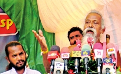 Veddha chief refuses to be presidential candidate