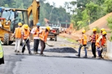 Expressway work resumes after Chinese contractor assured of overdue payments