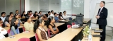 Students who have completed their London A/L can join the popular CA Sri Lanka BSc. Degree in Applied Accounting and enjoy a successful future