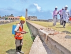 Stage II of Galle Fort development project under way
