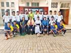 St. Mary's Negombo junior footballers claim regional title