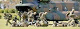 Britain, Sri Lankan troops in joint operation to learn from each other