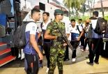 Bangladesh cricket team arrived in Sri Lanka
