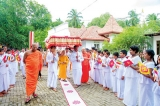 Vietnam Buddhist Uni. VC conferred 'Saddharma Keerthi Sri Darshana Visharada'