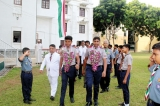 Two Zahirians to take part in World Scout Jamboree in the US