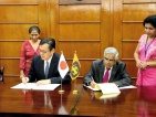 Rs.429m Japanese aid for Public Sector Human Resource Development