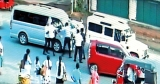 Attack on van at Kalagedihena: Maths tutors' bodyguards  surrender to police