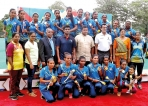 Central Province Men's and Women's hockey teams emerge champions
