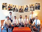 Fingers to 'Sing  with Moratuwa'