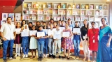 Award Ceremony at British Council Orion City