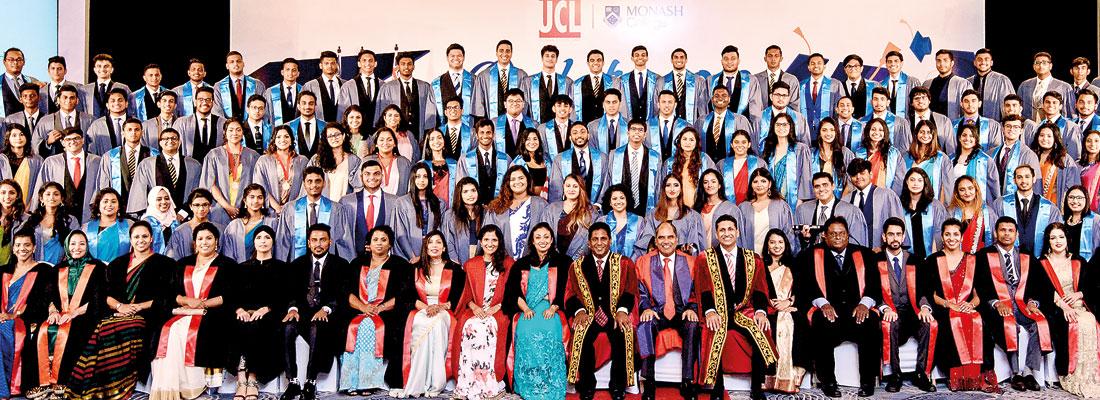 UCL Monash Graduation Ceremony 2019