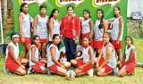 Sri Sangamitta and Bandarapola MV win doubles