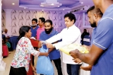 Four mothers felicitated