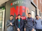 RMIT Foundation programme at ICBT Campus, transfer to Australia in 9 months after your O/L's