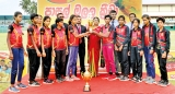 Joseph Vaz Wennappuwa and Central College Kuliyapitiya crowned overall champs