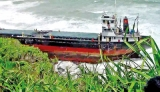 Major oil spill averted after ship crashes onto reef off Galle
