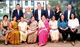 All Female Sri Lankan delegation visits Germany