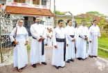 First Holy Communion celebration of St. Mary's College Negombo
