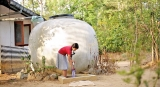 Rainwater Harvesting project nears completion