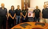Sri Lanka team for CrossFit Games 2019 in USA, sponsored by Esna Luxury Tea