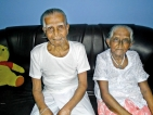 Couple who voted in all polls since 1947 await next elections
