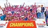 Havies is a rugby training  academy: Ana Saranapala
