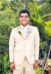 Imshal Ziard of Matale International School, a promising cricketer