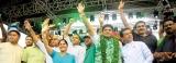 Sirisena's attempt to swear in Sajith as premier fails