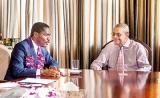 Kenya Minister visits Munchee factory