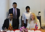 SLASSCOM, Norway sign 2- yr agreement on ICT Development and Entrepreneurship