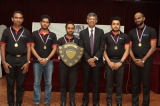 LOLC Life Assurance wins the Inter Insurance Company Quiz Competition 2019